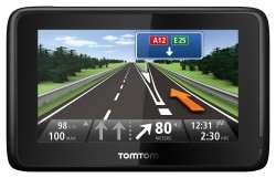 TomTom Go 1000 in Action