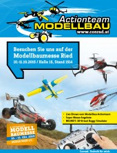 Modellbaumesse Ried 2015