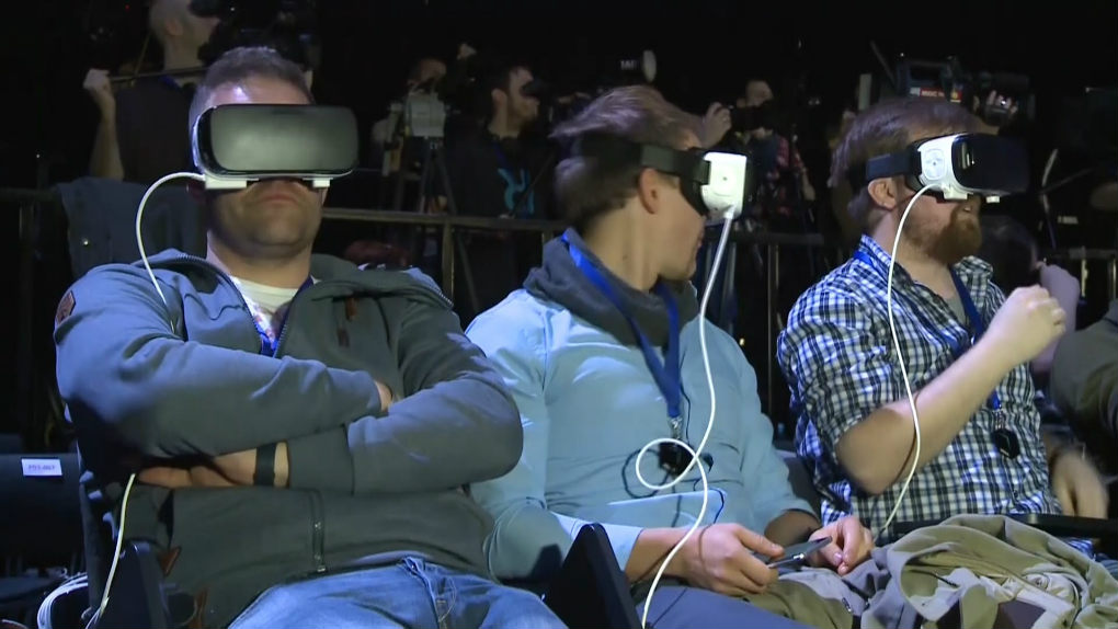 Virtual Reality Zuckerberg