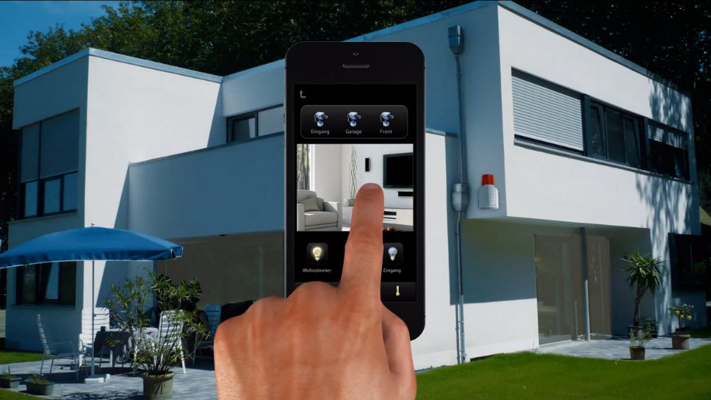 smart home richtig